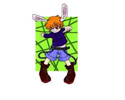 Bunny Boy Says Yeah by ApAtHeTIcBuNnY