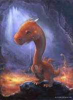 Dragon by fandygembuk
