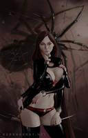 Black Widow by Kerong