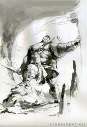Planet Hulk by Kerong