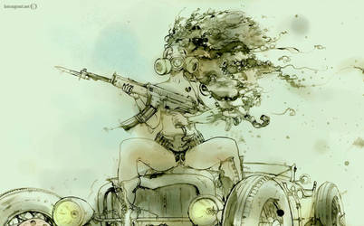Armadgeddon by Kerong