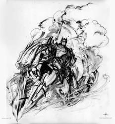 Optimus Prime 3 by Kerong