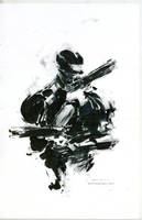 Robocop sketch by Kerong