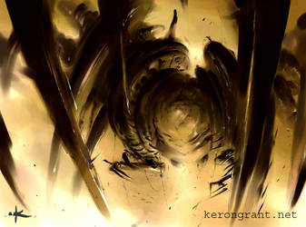 Spider2 C by Kerong