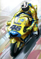 Rossi by Kerong