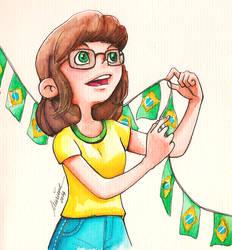 MDC #4 - Copa do Mundo by Nanexd
