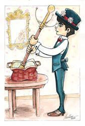 #MDC - Gender bender - Mary Poppins by Nanexd