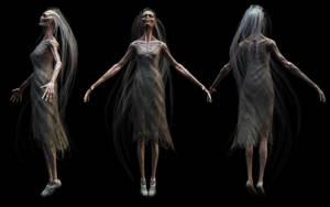 Ballerina Wraith WIP 19 by HazardousArts