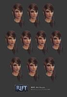Rift: Eth Female Head Customisation by HazardousArts