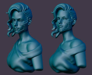 Tribute to Danny Luvisi and LMS - WIP1 by HazardousArts
