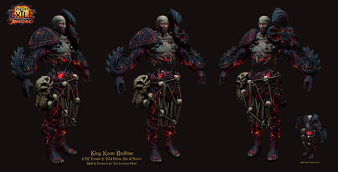 Kaom Textures 2 by HazardousArts