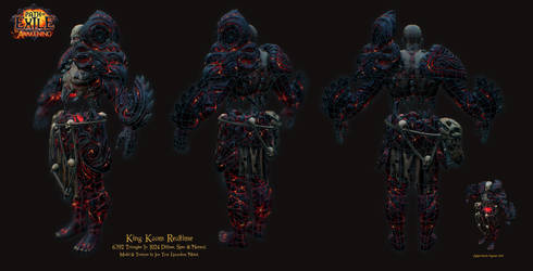 Kaom Textures 4 by HazardousArts