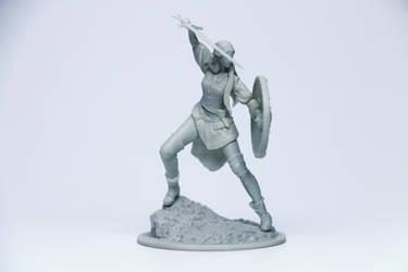 Eve Miniature 55mm 2 by HazardousArts