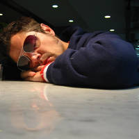 Johnny Knoxville Sleeping by JaCkY506