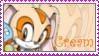 Cream the Rabbit Stamp by catiexshadow