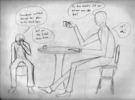 Herobrine Vs Slenderman 2 by Natefurry