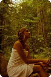 Woodland Beauty by Radeker