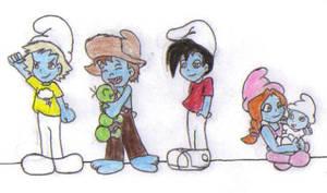 The Smurfs: My Style 9 by KessieLou