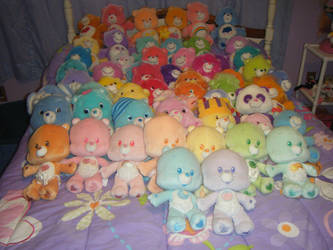 My Care Bears Collection by KessieLou