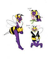 Soul Bees by KessieLou