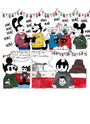 Ugly Sweater Party by KessieLou