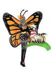 Lady Flutterina by KessieLou