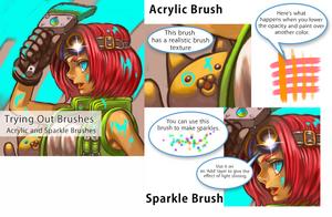 More Brushes by medibangadmin
