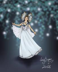 Irulan Corrino by AryYuna