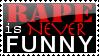 Anti-Rape Stamp by SerenEvy