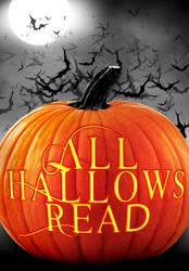 All Hallows Read Pumpkin 2016 by blablover5