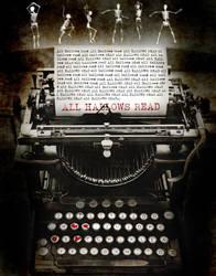 Typewritter by blablover5
