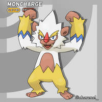 Moncharge (fakemon) by Charenel