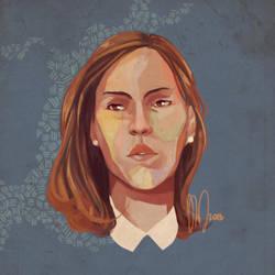 Selfportrait by ma-de