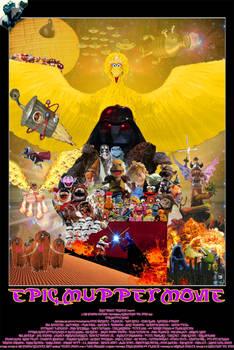 Epic Muppet Movie by Tomzilladoesartsorta