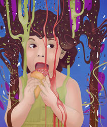 Ice Cream Kid by RodTheSecond