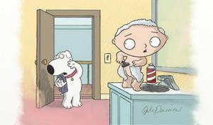 Family Guy by ekaJake