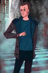 Alan Murdock by Endewald