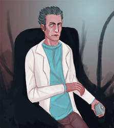 Also Rick Sanchez by Endewald