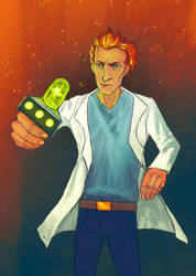 Young Rick by Endewald