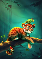 Jungle by Vaynese