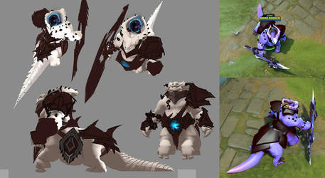 Early development for Underlord by DimensionalDrift