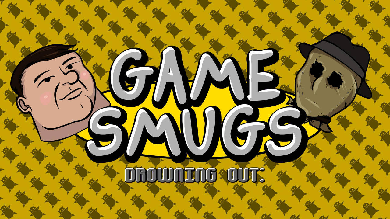 Game Smugs, Drowning Out: A logo by kdanielss
