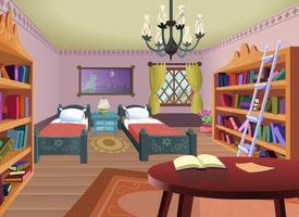 MLP FiM - Hotel Room by sigmavirus1