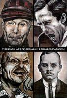 Chuck Hodi's Serial Killers by serialkillercalendar