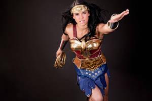 Wonder Woman by MrAdamJay