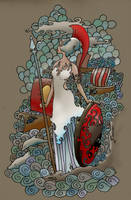 Athena by recomix