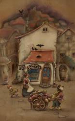 Magic Shop by recomix