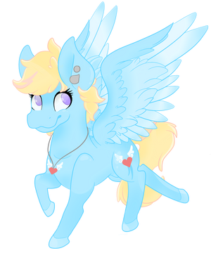 Sweet Soar Biscuit by Featherheartist