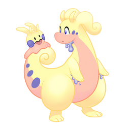 A Golden Goo by Featherheartist