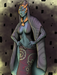 Midna by JiPiCi3